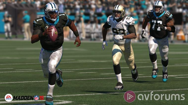 Madden 15 An Education in NFL