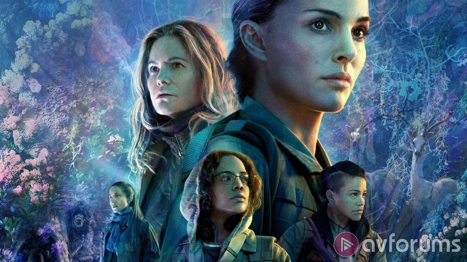 Annihilation 4K Blu-ray Review