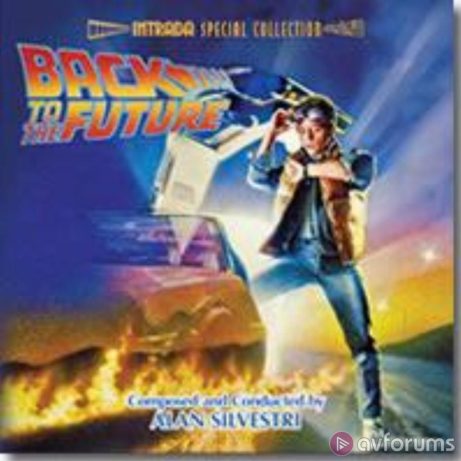 Back To The Future - Complete Original Motion Picture Score Soundtrack Review