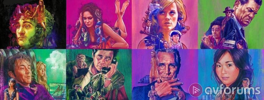 Inherent Vice Blu-ray Review