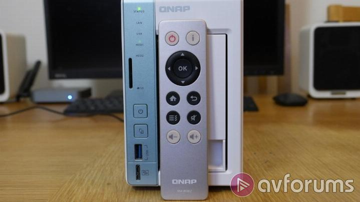 QNAP TS-251A NAS Drive Review | Network Attached Storage | AVForums