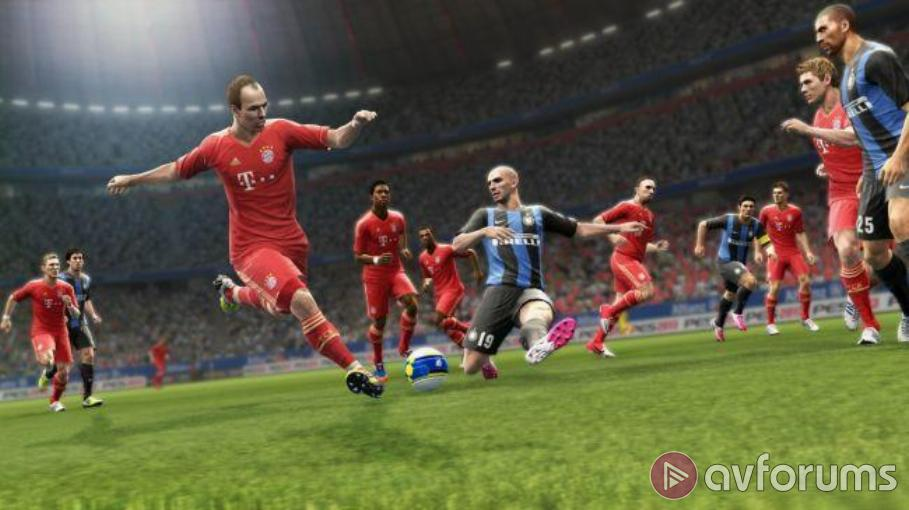 Pro Evolution Soccer 2013 Xbox 360 Review