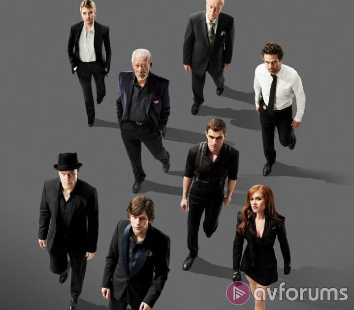 Now You See Me - Extended Edition Bonus stuff