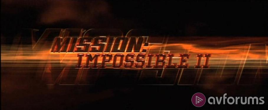 Mission: Impossible II (Extreme Collection) Blu-ray Review