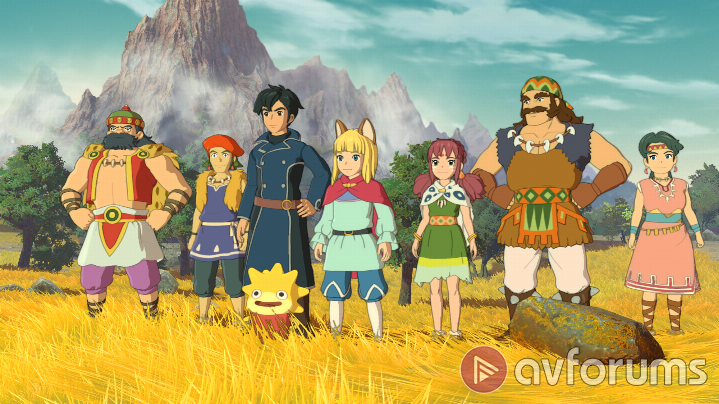 Ni No Kuni II: Revenant Kingdom Little King