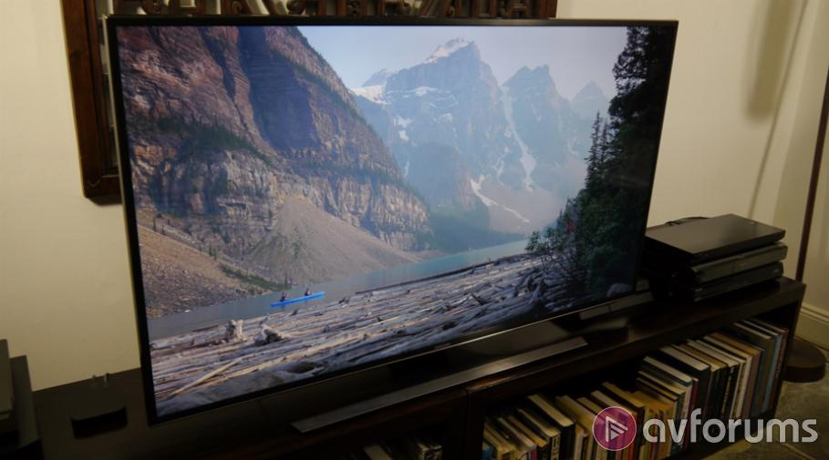 Samsung Ue55ju6400 Ju6400 Ultra Hd 4k Tv Review Avforums