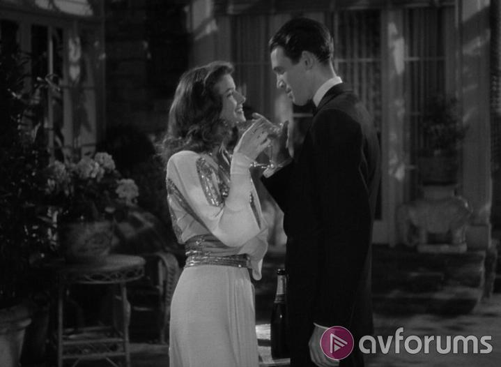 The Philadelphia Story Sound Quality