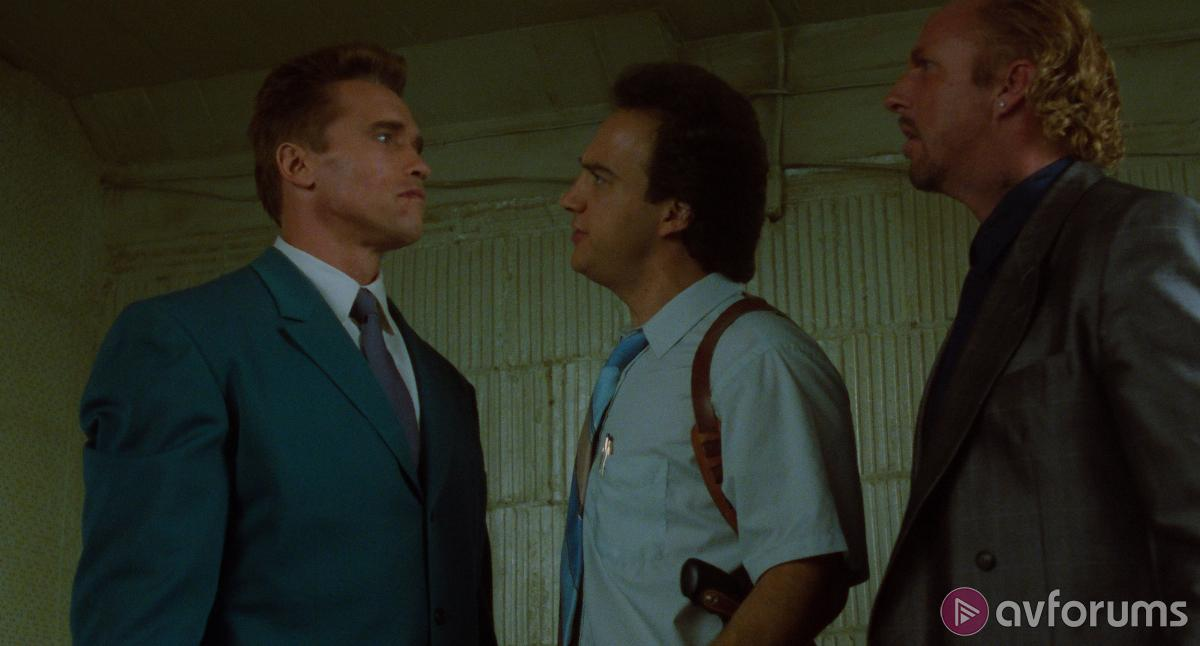 Red Heat 4K Blu-ray