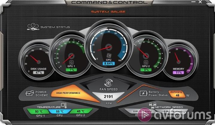 Aorus X7 Pro V3  What pre-installed software is there?