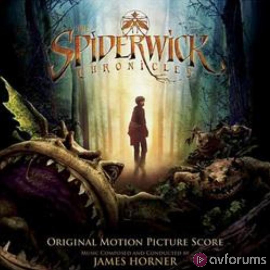 The Spiderwick Chronicles - Original Motion Picture Score Soundtrack Review