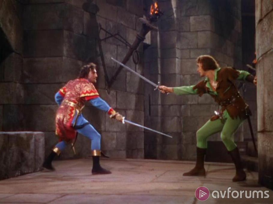 The Adventures Of Robin Hood Blu-ray Review