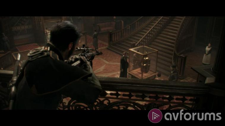 The Order: 1886 Shooting