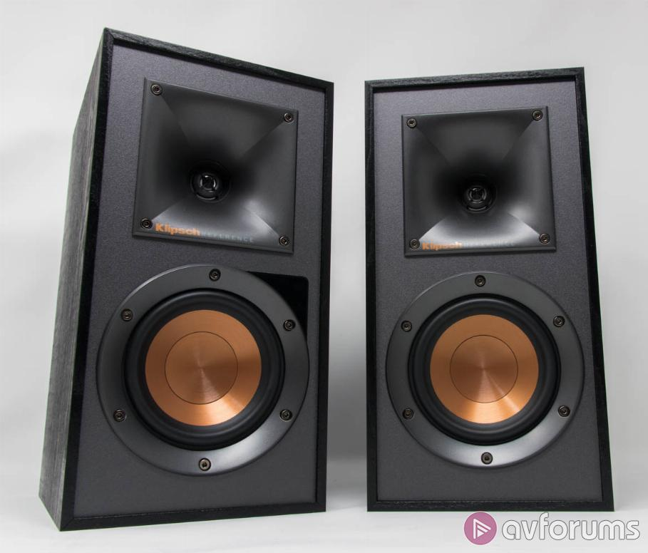 Klipsch R41 PM Powered Speakers Review