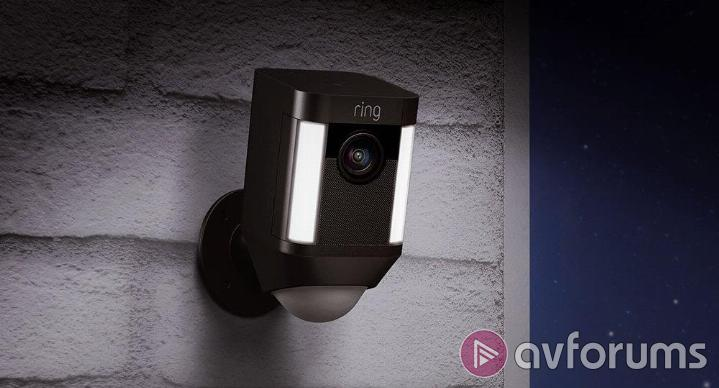 Ring Spotlight Cam Battery Design and Specifications