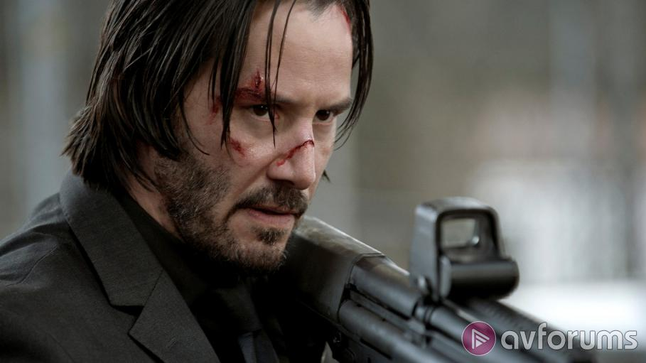 John Wick Blu-ray Review