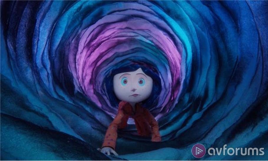Coraline Blu-ray Review
