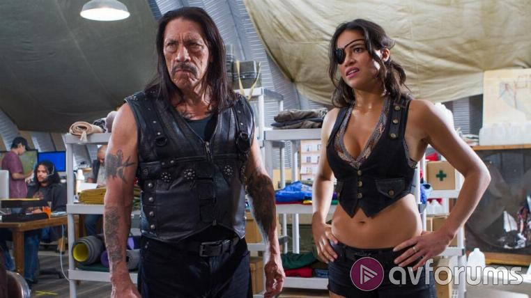 Machete Kills Machete Kills Blu-ray Picture Quality