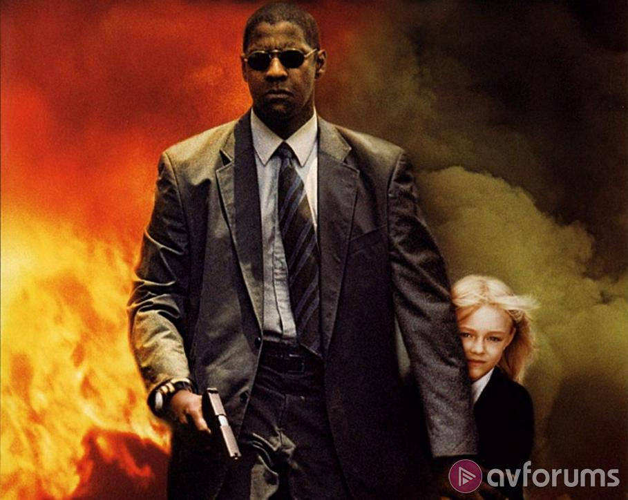 man on fire movie review