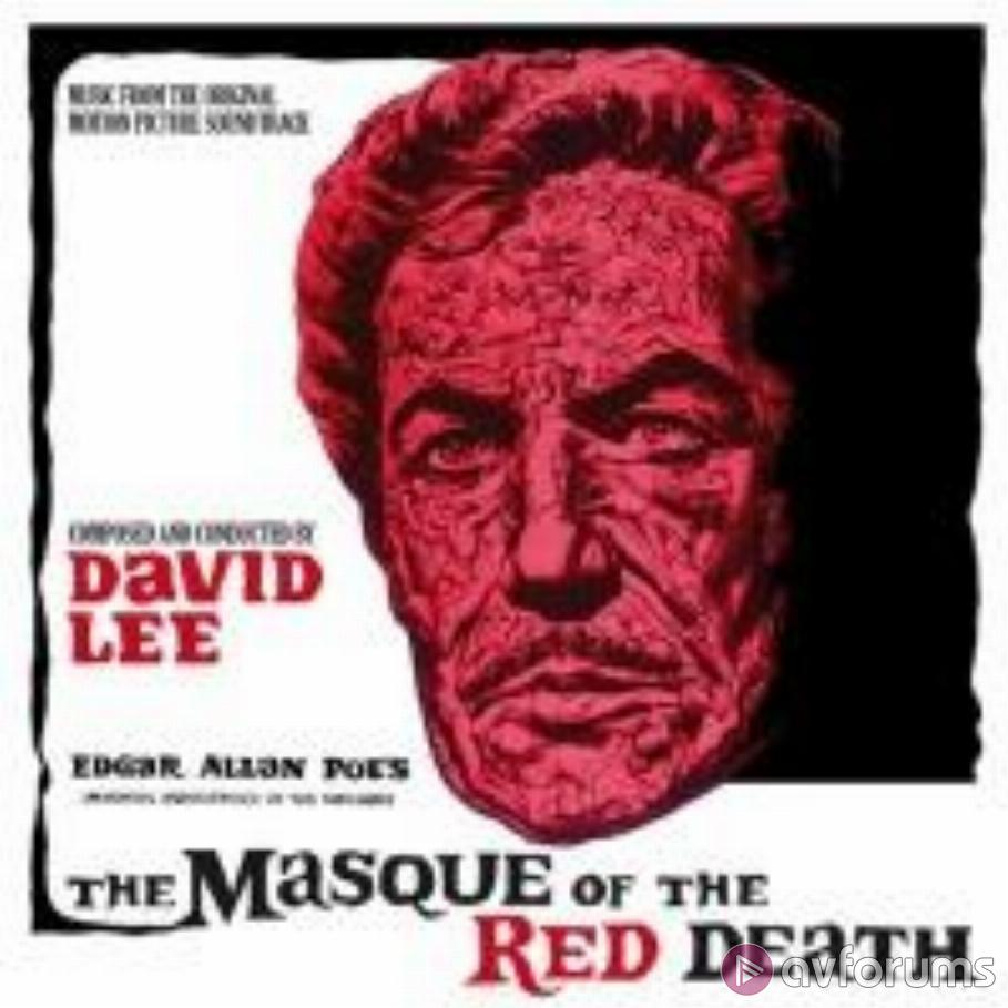 The Masque of the Red Death - Original Motion Picture Soundtrack Soundtrack Review