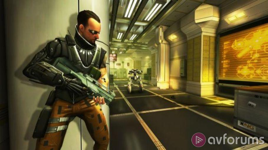 Deus Ex: The Fall iPhone Review