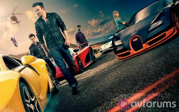 Need for Speed Is Need for Speed Blu-ray Worth Buying