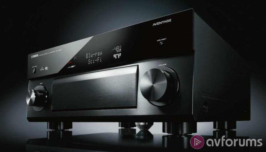 Yamaha RX-A3040 AV Receiver Review