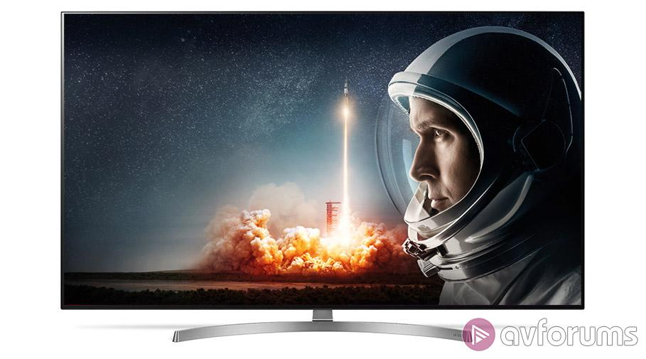 LG OLED55B8SLC OLED TV Review | AVForums