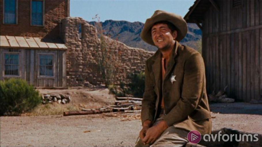 Rio Bravo Blu-ray Review