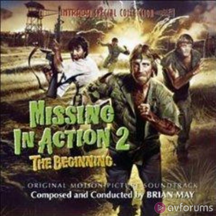 Missing in Action 2: The Beginning - Original Motion Picture Soundtrack Soundtrack Review