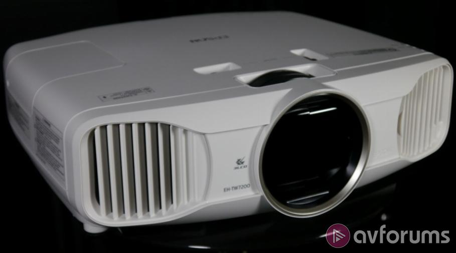 Epson TW7200 3D LCD Projector Review