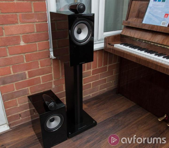 Bowers & Wilkins 705 S2 Sound Quality