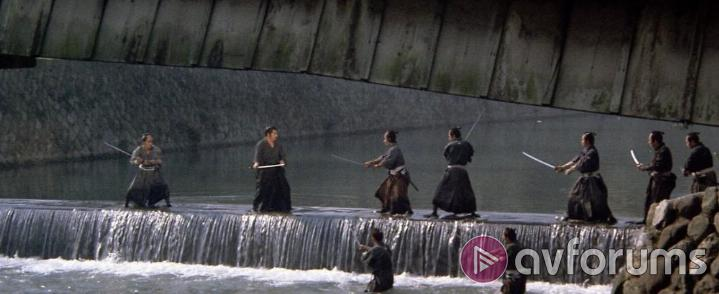 Lone Wolf and Cub Picture Quality