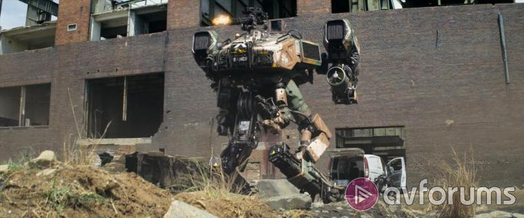 Chappie Blu-ray Sound Quality