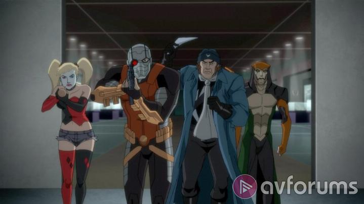 Suicide Squad: Hell to Pay Blu-ray Verdict