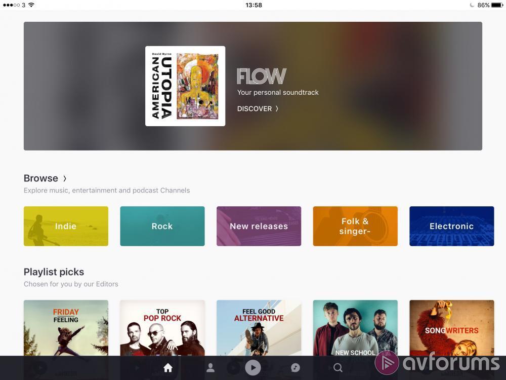 Deezer Hi-Fi Streaming Service Review | AVForums