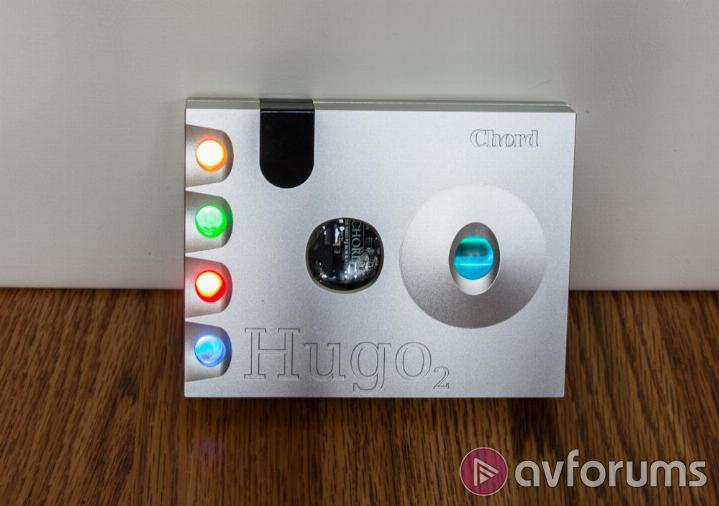 Chord Electronics Hugo 2 Specifications
