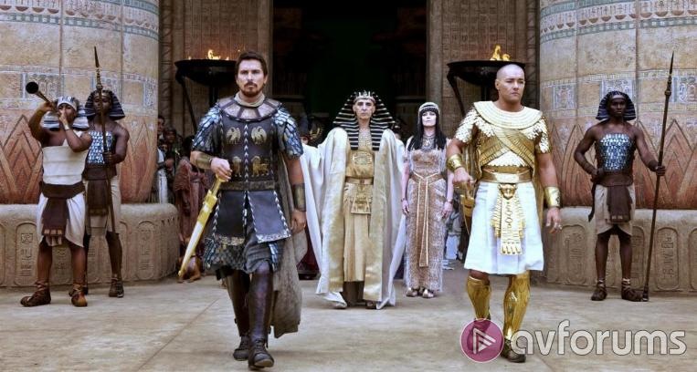 Exodus: Gods and Kings Sound Quality