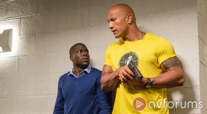 Central Intelligence Picture Quality