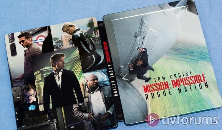 Mission: Impossible - Rogue Nation Blu-ray Review | AVForums