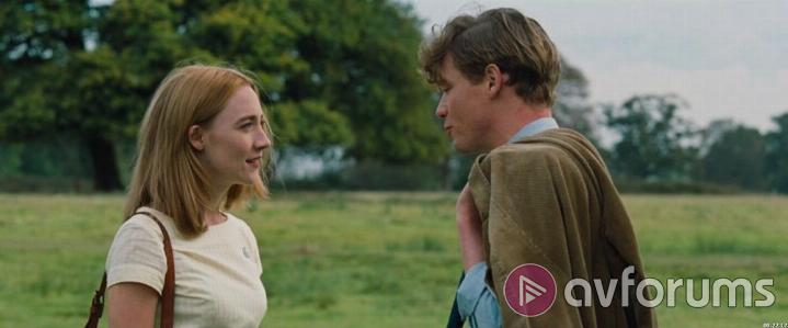 On Chesil Beach On Chesil Beach Blu-ray Picture