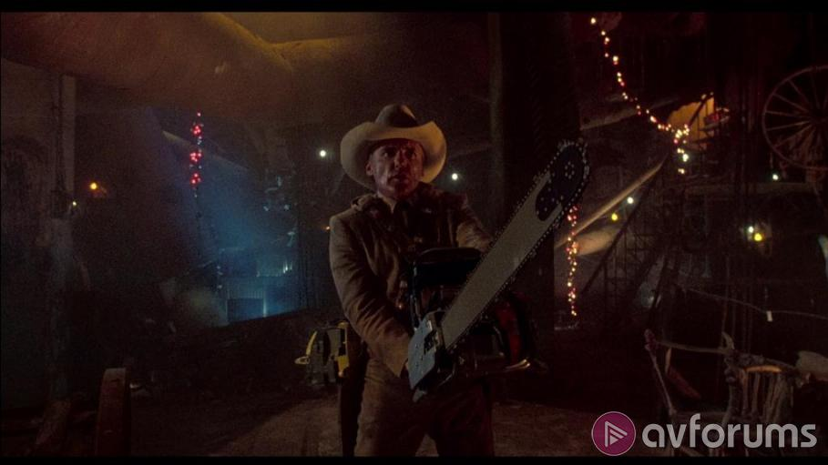 Texas Chainsaw Massacre 2: 3 Disc Blu-ray Review