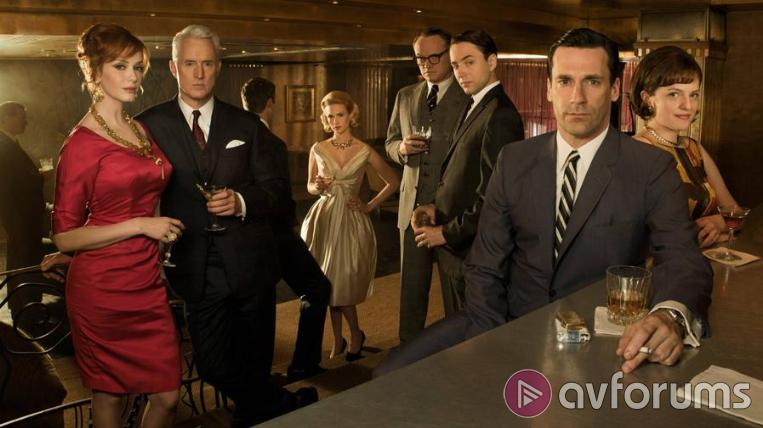 Mad Men Complete Collection Sound Quality