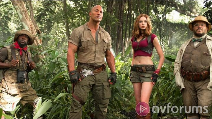 Jumanji: Welcome to the Jungle Ultra HD Blu-ray Verdict