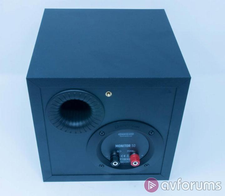 Monitor Audio Monitor 50 Design and Specification