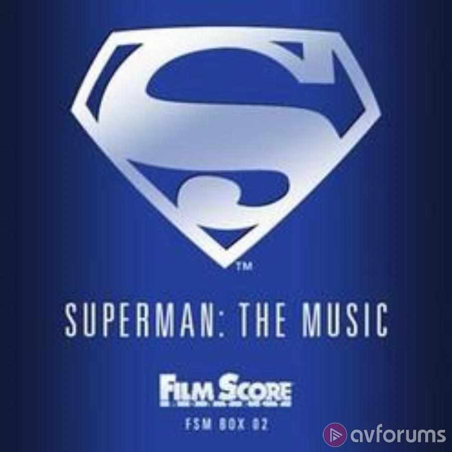Superman: The Music (1978 - 1988) Soundtrack Review