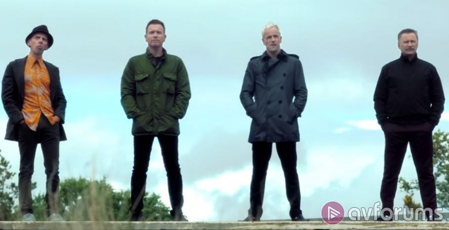 T2 Trainspotting Ultra HD Blu-ray Review