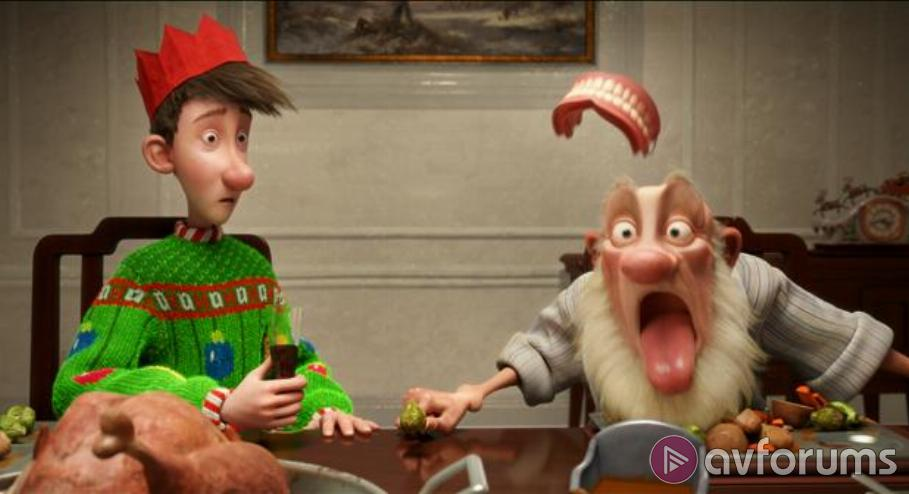 Arthur Christmas 3D Blu-ray Review