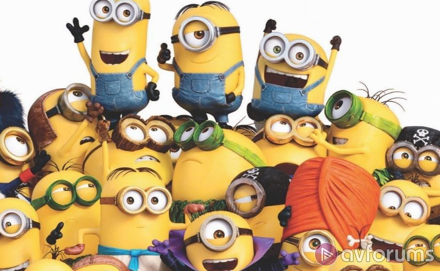 Minions Ultra HD Blu-ray Review