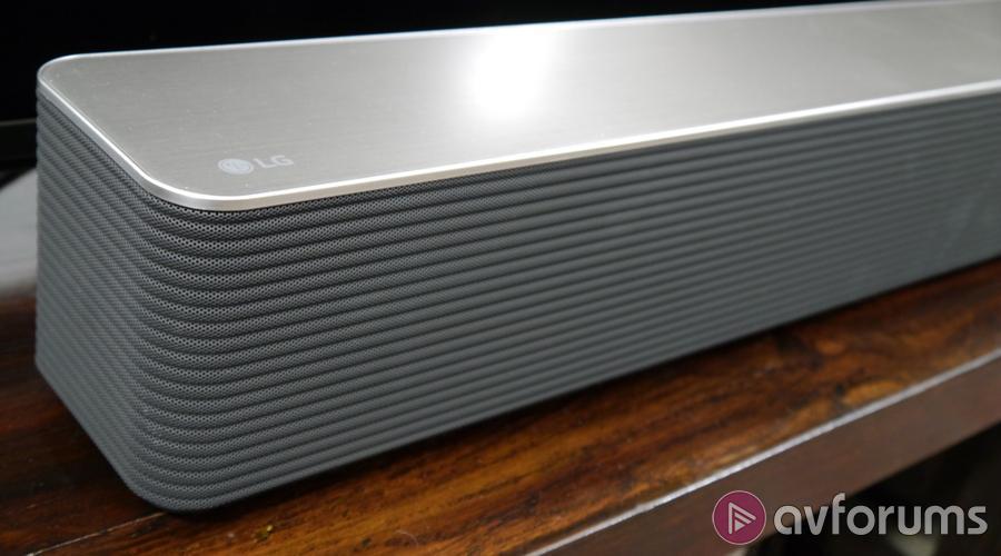 Lg Hs9 Las950m Musicflow Soundbar Review Avforums