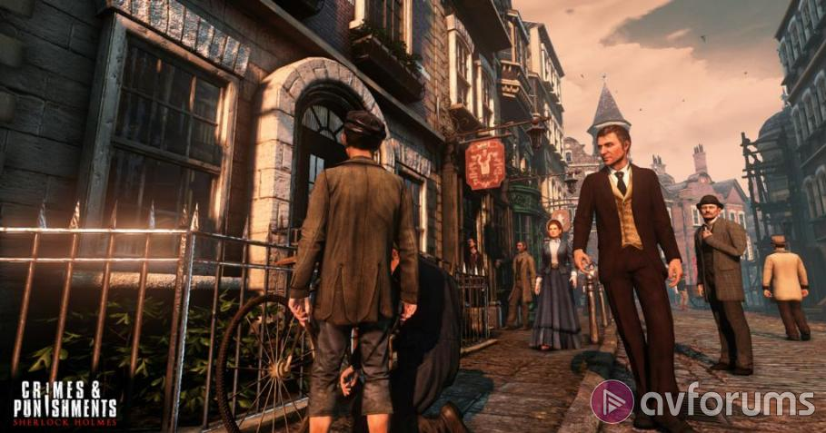 Sherlock Holmes: Crimes & Punishments PS4 Review